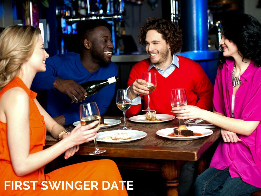First Swinger Date, before, during and after.