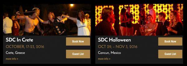 sdc travel events